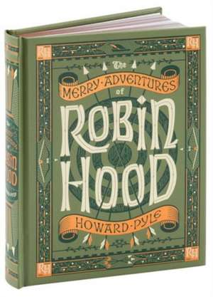 The Merry Adventures of Robin Hood (Barnes & Noble Collectible Classics: Children's Edition) de Howard Pyle
