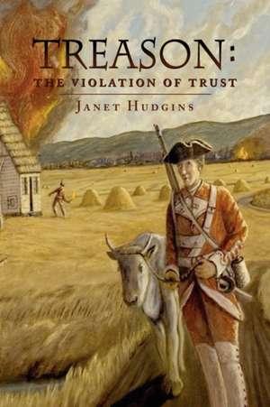 Treason de Janet Hudgins