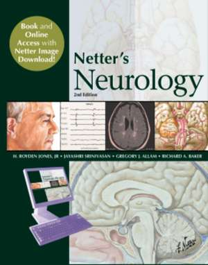 Netter's Neurology, Book and Online Access at www.NetterReference.com