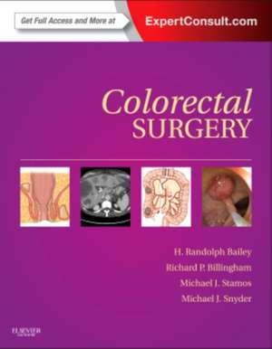 Colorectal Surgery imagine