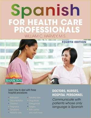 Spanish for Health Care Professionals imagine