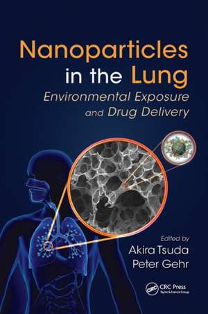 Nanoparticles in the Lung imagine