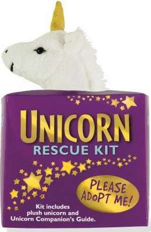 Unicorn Rescue Kit (Book with Plush)