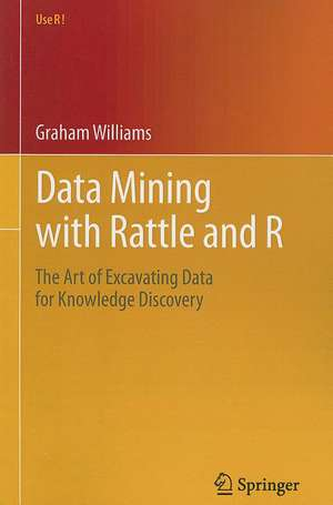Data Mining with Rattle and R imagine