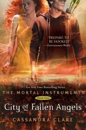 City of Fallen Angels de Cassandra Clare