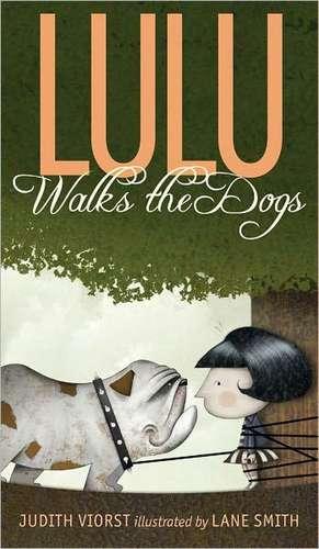 Lulu Walks the Dogs de Judith Viorst
