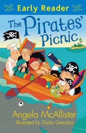 The Pirates' Picnic de Angela McAllister