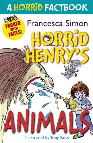 Horrid Henry's Animals