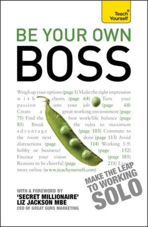 Be Your Own Boss: Teach Yourself de Matt Avery