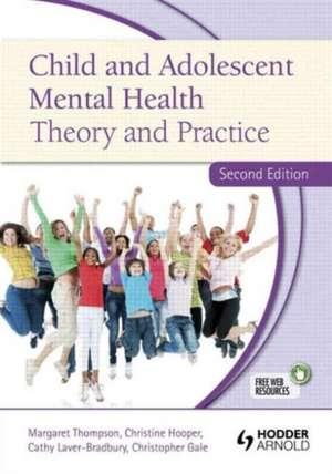 Child and Adolescent Mental Health imagine