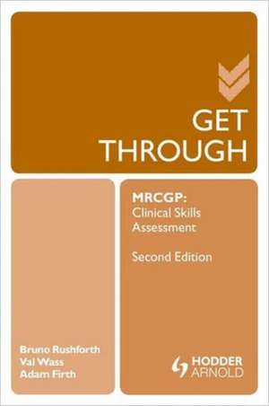 Get Through Mrcgp