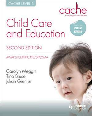 Child Care and Education,