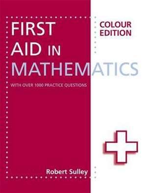 First Aid in Mathematics imagine