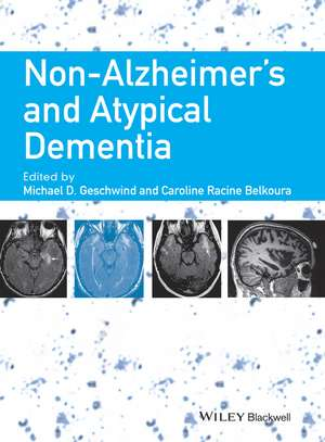 Non–Alzheimer′s and Atypical Dementia