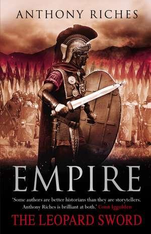 Empire IV: The Leopard Sword de Anthony Riches