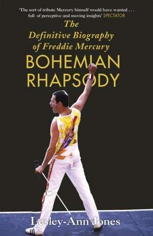 Freddie Mercury de Lesley-Ann Jones