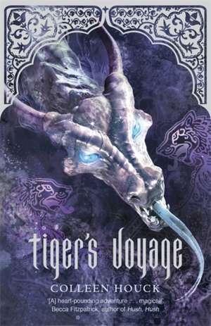 Tiger's Voyage de Colleen Houck