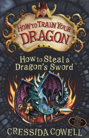 Hiccup 09. How to Steal a Dragon's Sword pdf