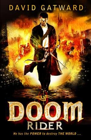 Doom Rider. by David Gatward