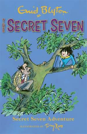 Secret Seven: Secret Seven Adventure de Enid Blyton