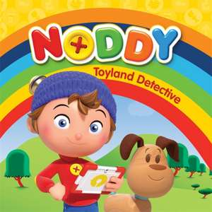 Noddy Toyland Detective Picture Book