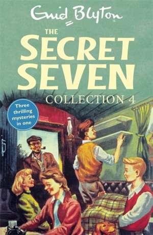 The Secret Seven Collection 4 de Enid Blyton