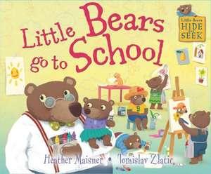 Little Bears Go to School