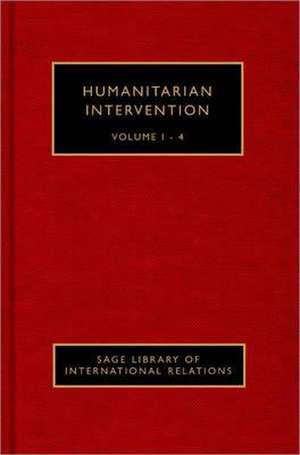Humanitarian Intervention de James Pattison