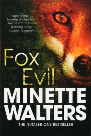 Fox Evil de Minette Walters