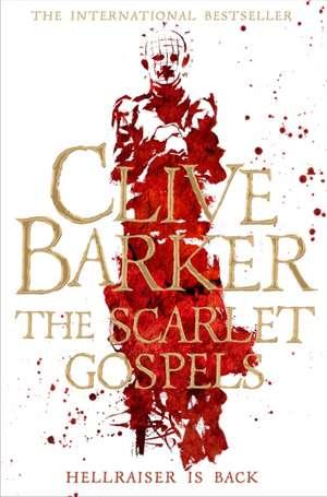 The Scarlet Gospels de Clive Barker