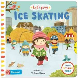 Let's Play... Ice Skating!