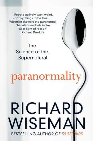 Paranormality de Richard Wiseman