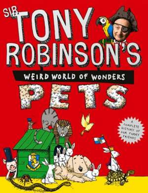 Tony Robinson's Weird World of Wonders