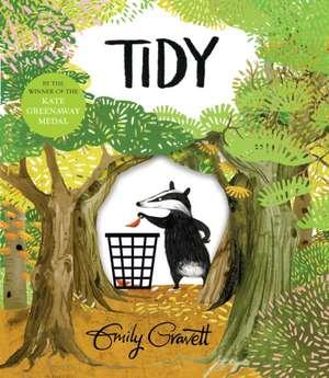 Tidy de Emily Gravett