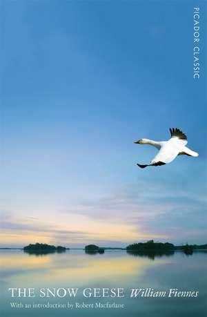 The Snow Geese de William Fiennes