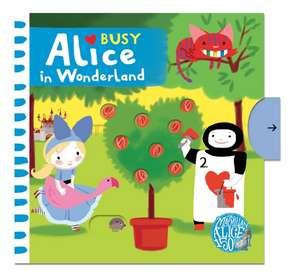 Busy Alice in Wonderland