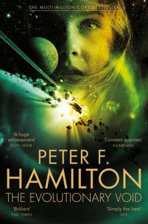 The Evolutionary Void de Peter F. Hamilton