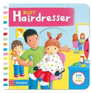 Busy Hairdresser