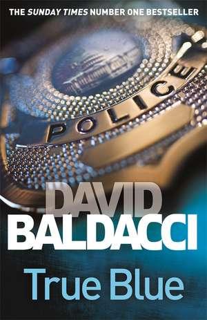 Baldacci, D: True Blue