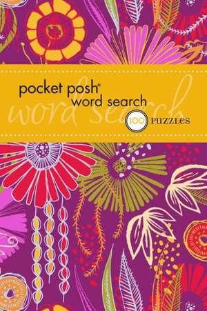Pocket Posh Word Search 6