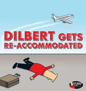 Dilbert Gets Re-accommodated de Scott Adams