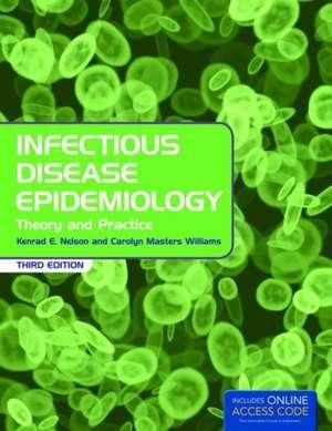 Infectious Disease Epidemiology de Kenrad. E Nelson