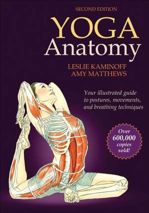 Yoga Anatomy pdf