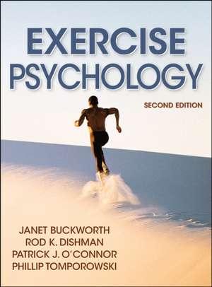 Exercise Psychology de Janet Buckworth
