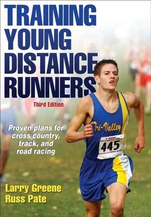 Training Young Distance Runners de Larry Greene