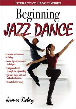 Beginning Jazz Dance with Web Resource
