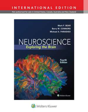 Neuroscience: Exploring the Brain de Mark F. Bear