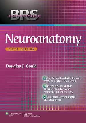 BRS Neuroanatomy