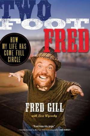 Two Foot Fred de Fred Gill