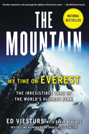 The Mountain: My Time on Everest de Ed Viesturs